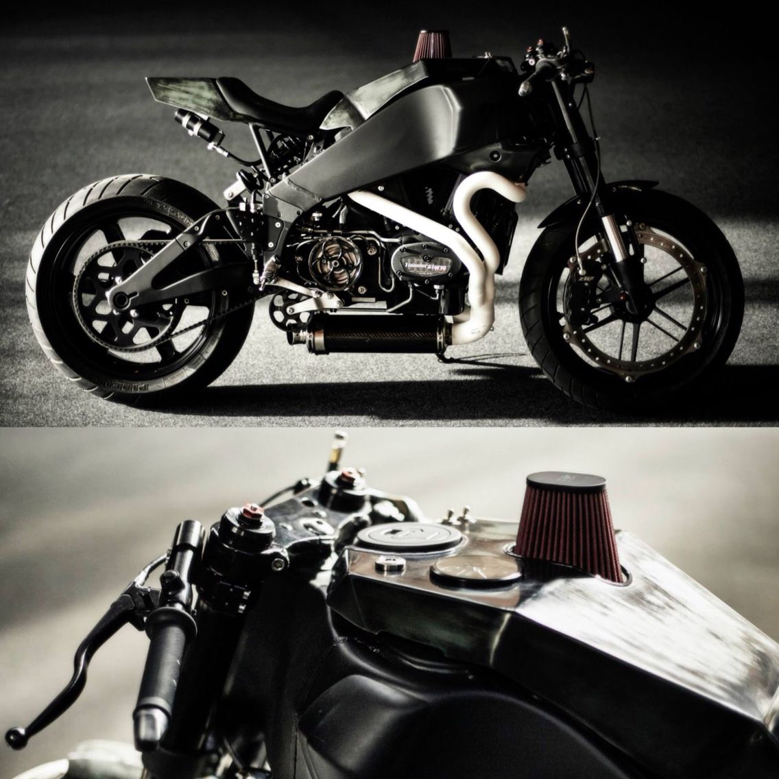 Buell XB12S by Motokouture