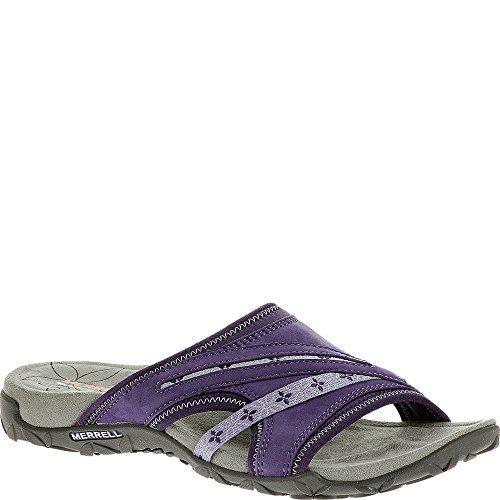 cdee125127b2 Cool Merrell Women s Terran Slide Sandal