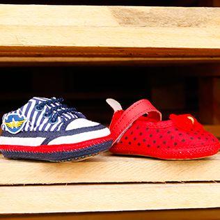 Com a Neneju você terá sapatos com um design lindo e sofisticado, tudo isso com a qualidade e conforto que seus filhos merecem! www.Dinda.com.br