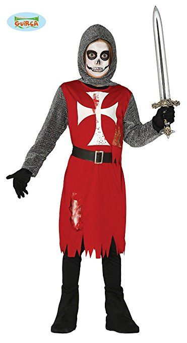 Halloween Ritter Kostum Fur Kinder Zombie Geist Kinderkostum Geister