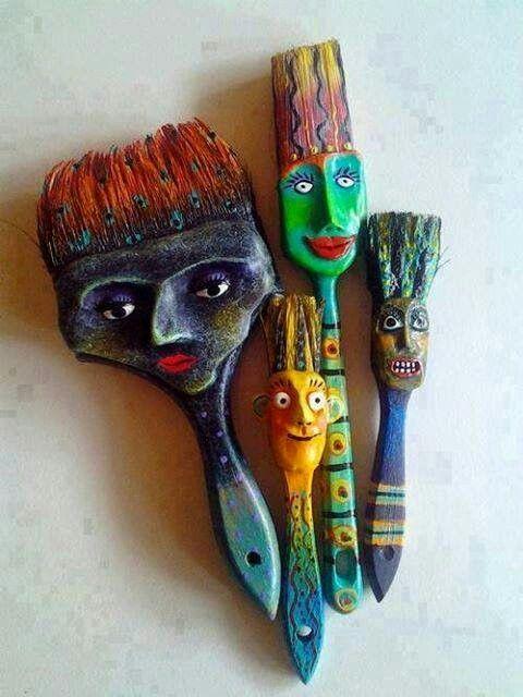 Nice work with a paintvbrush