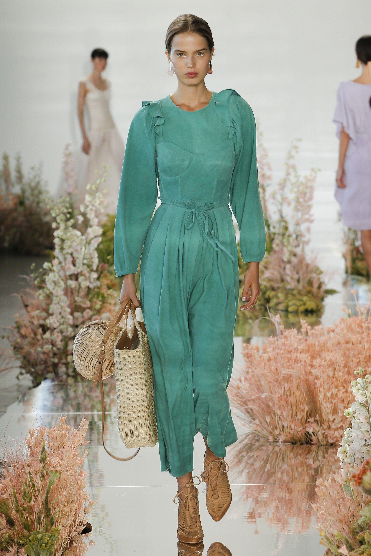 757048de886 Ulla Johnson Spring 2018 Ready-to-Wear Fashion Show