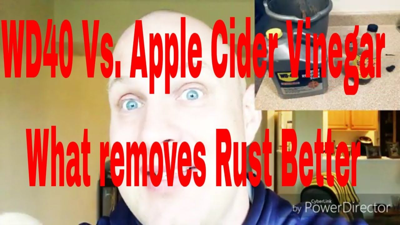 Rust Removal Product Review   Mainely Digger   How to remove