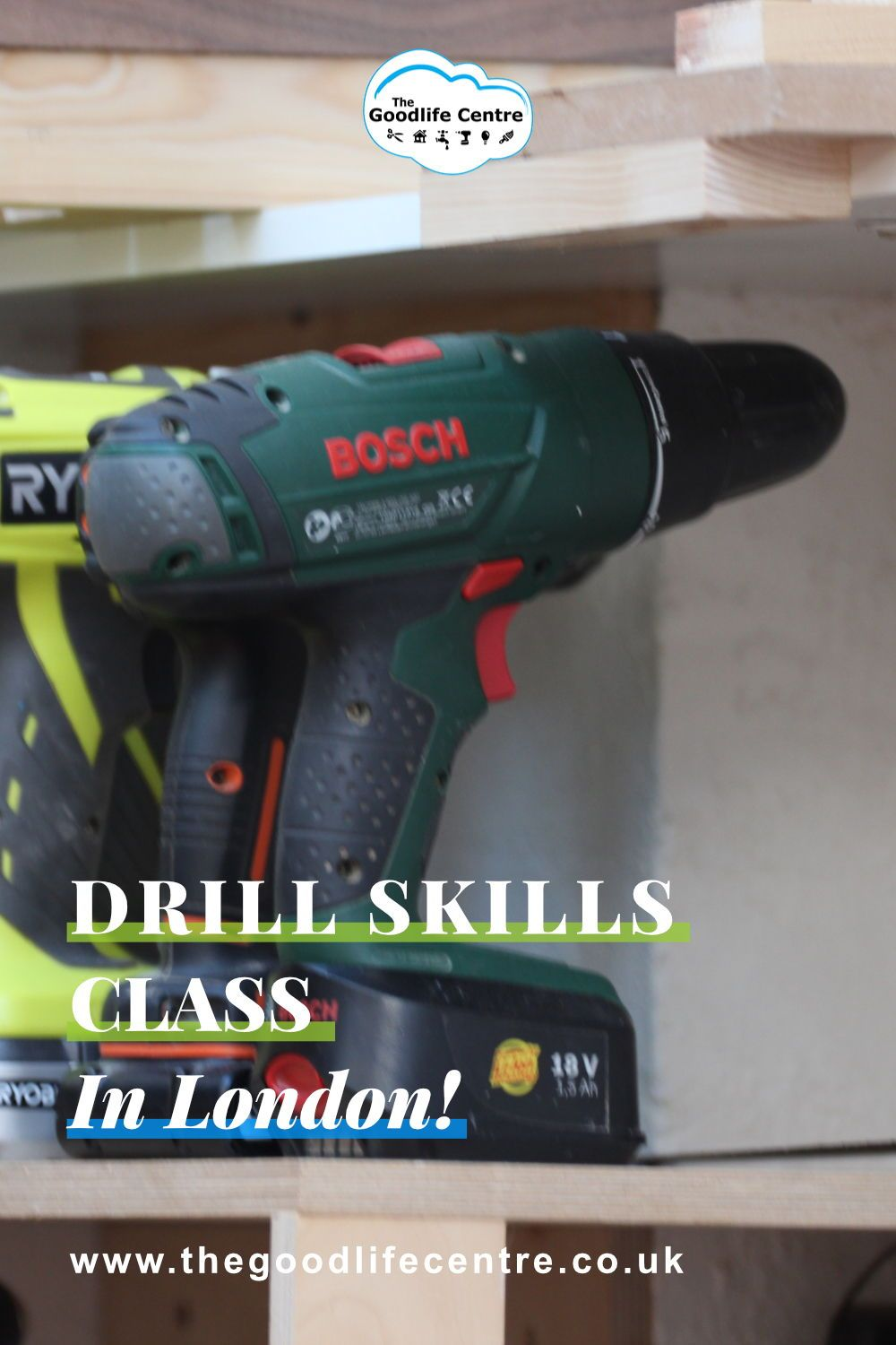 how to drill into brick easier