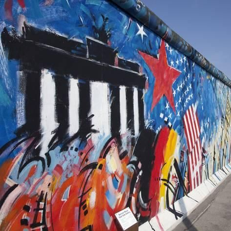 Eastside Gallery Berlin Wall Muhlenstrasse Berlin Germany Photographic Print Jon Arnold Art Com Berlin Wall East Side Gallery Berlin