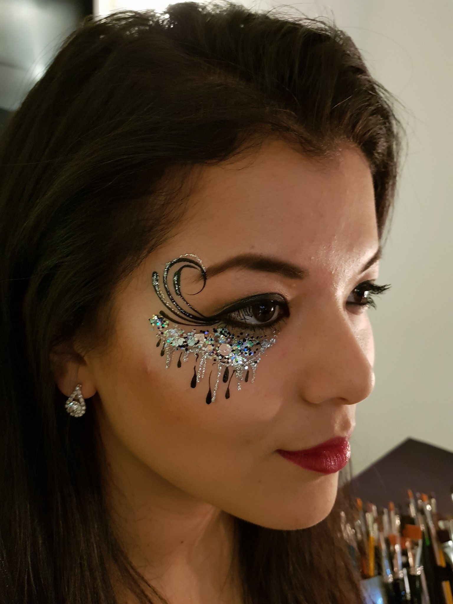 Adult face painting designs