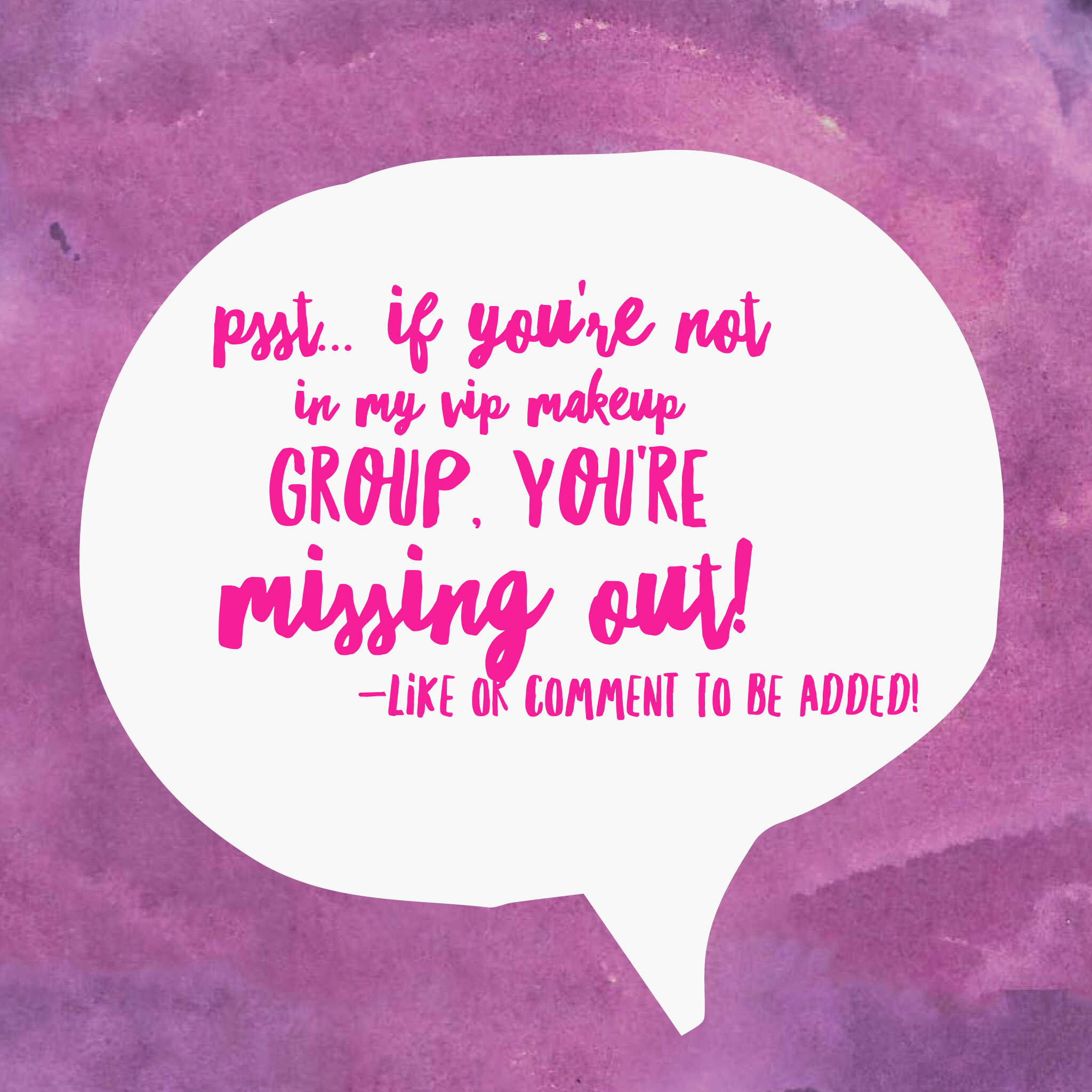 Younique VIP group | YOUnique Tools | Younique, Vip group