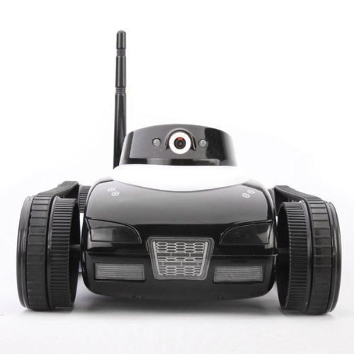 JMT Wifi 4ch Instant Spy Ispy Rc Tank Car Controlled By