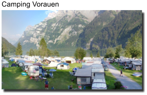 Camping By Klöntalersee Active Kids Switzerland