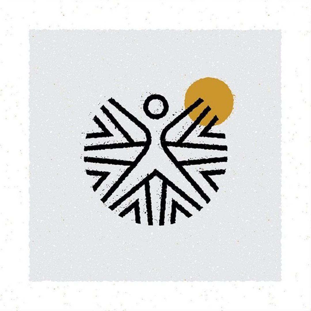 Pin by Ashley Smalling on pretty Yoga logo, Logo design