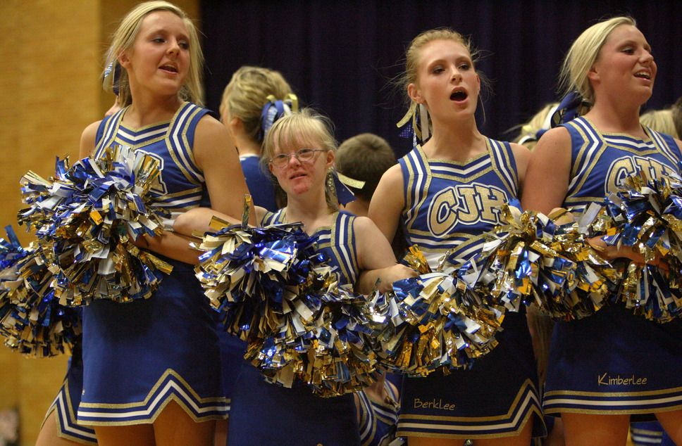 Pin By Riley Schmid On Little Things That I Love Tribune Mary Lee Cheerleading