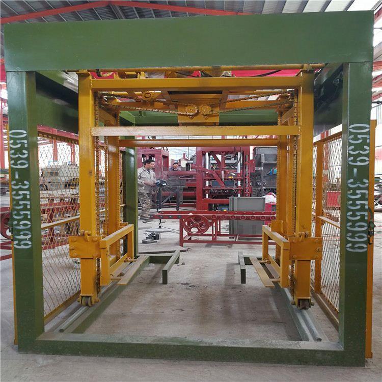 Qt12 15 New Type Free Burn Interlock Brick Machine In Malaysia Concrete Blocks Paver Blocks Making Machine
