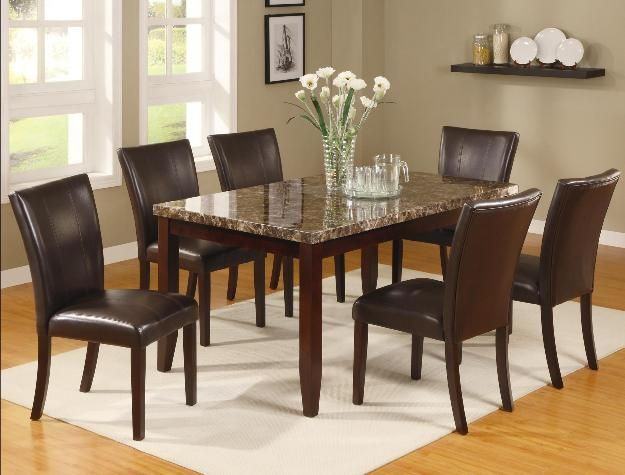 Add A Comfortable And Understated Design To The Dining Room In Endearing Comfortable Dining Room Sets Inspiration Design