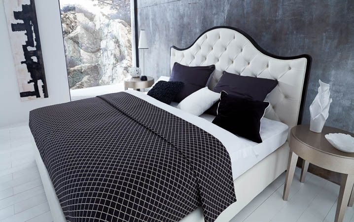 Selva Modern Black and White Bedroom . Call me and I can help you get this 3365586519