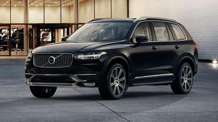The Best Driver Assist Cars Volvo Xc90 Volvo Cars Volvo