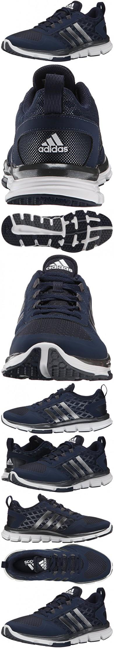 adidas performance maschile velocità trainer 2 scarpa, collegiale