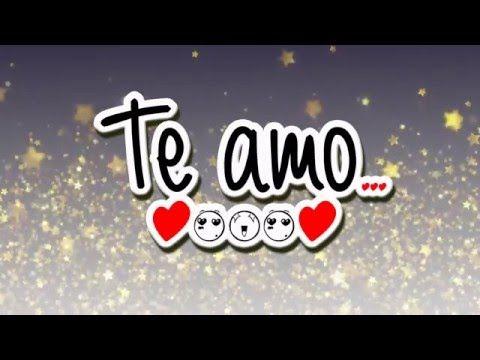 Carta De Amor / Eres Lo Mas Increible Que Me A Pasado En La Vida TE AMO - YouTube