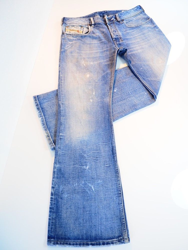 5a1771d0 Diesel Zathan Jeans W32 L30 Wash 0071J REGULAR BOOTCUT 32W 30L Amazing  Condition #fashion #clothing #shoes #accessories #mensclothing #jeans (ebay  link)