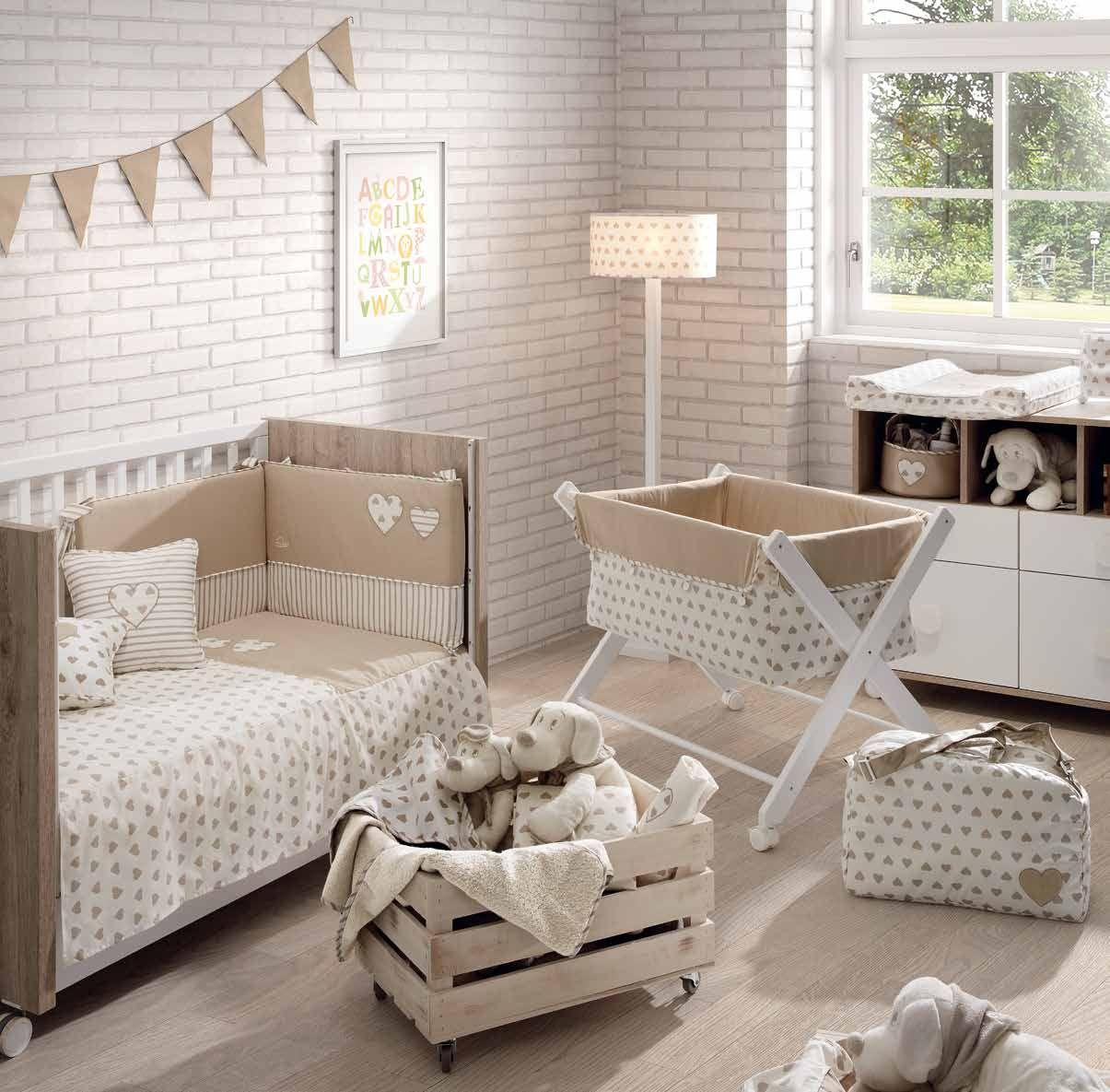 habitación infantil color beige, lo natural es ser natural y volver ...