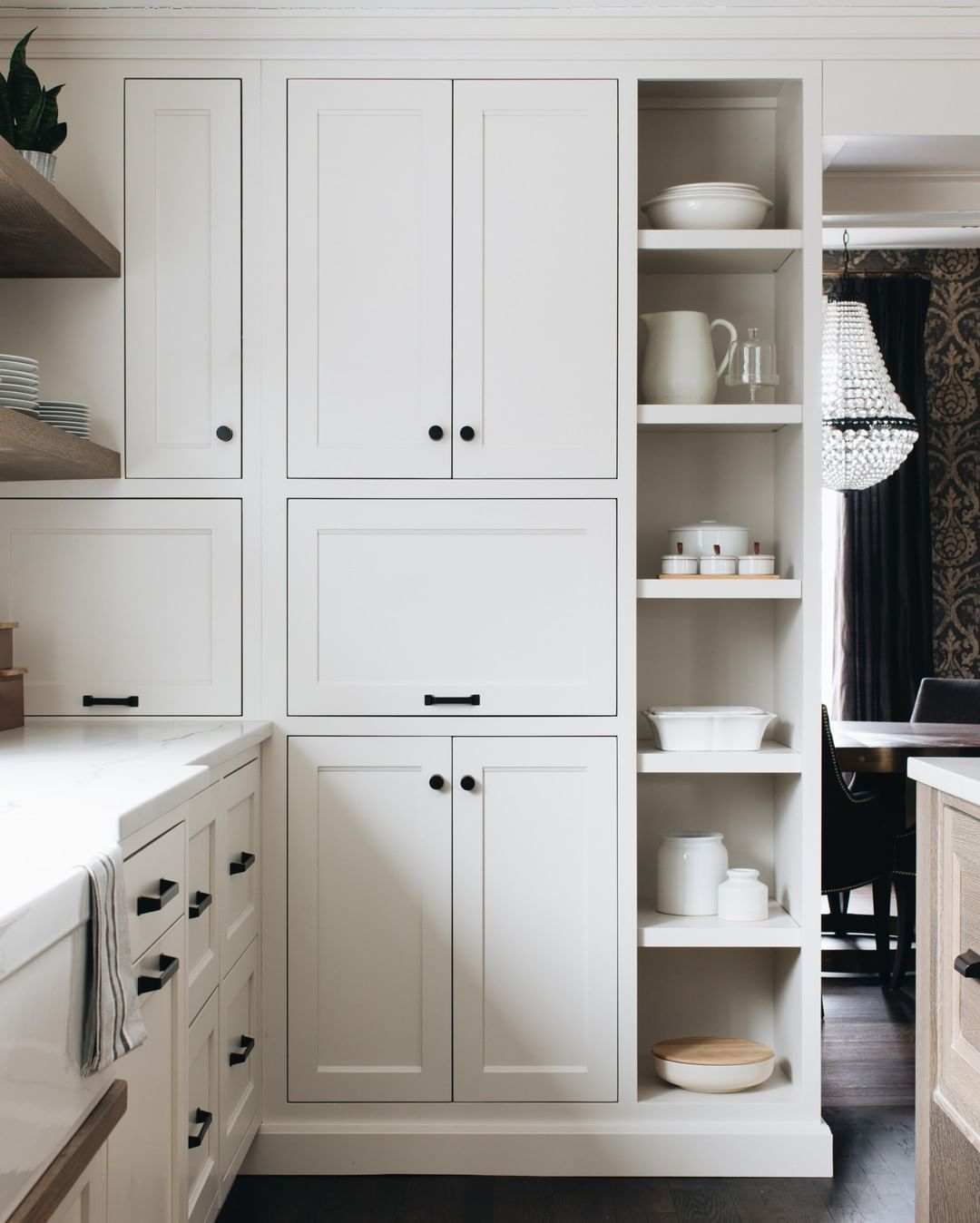 Kate Marker Interiors On Instagram Ample Kitchen Storage Means