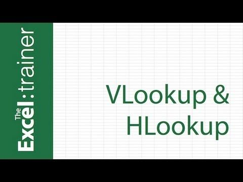 How to Extract Data from a Spreadsheet using VLOOKUP, MATCH and