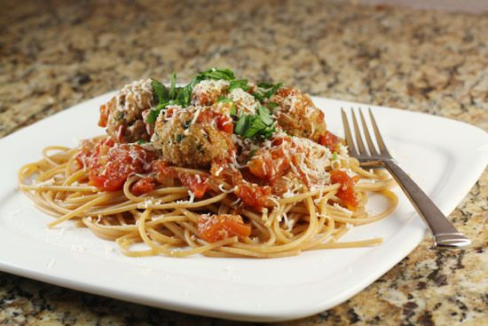 Macheesmo: Meatballs Are Better Without the Meat