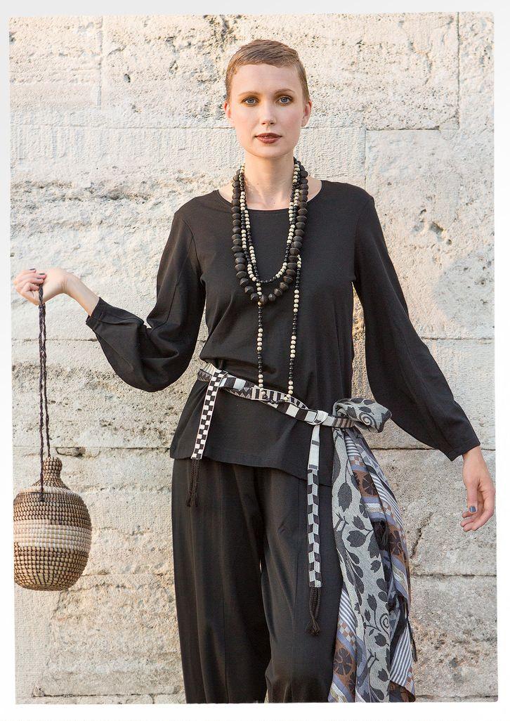 e4426b589eea Product–GUDRUN SJÖDÉN – Kläder Online & Postorder | BLACK SHIRT ...