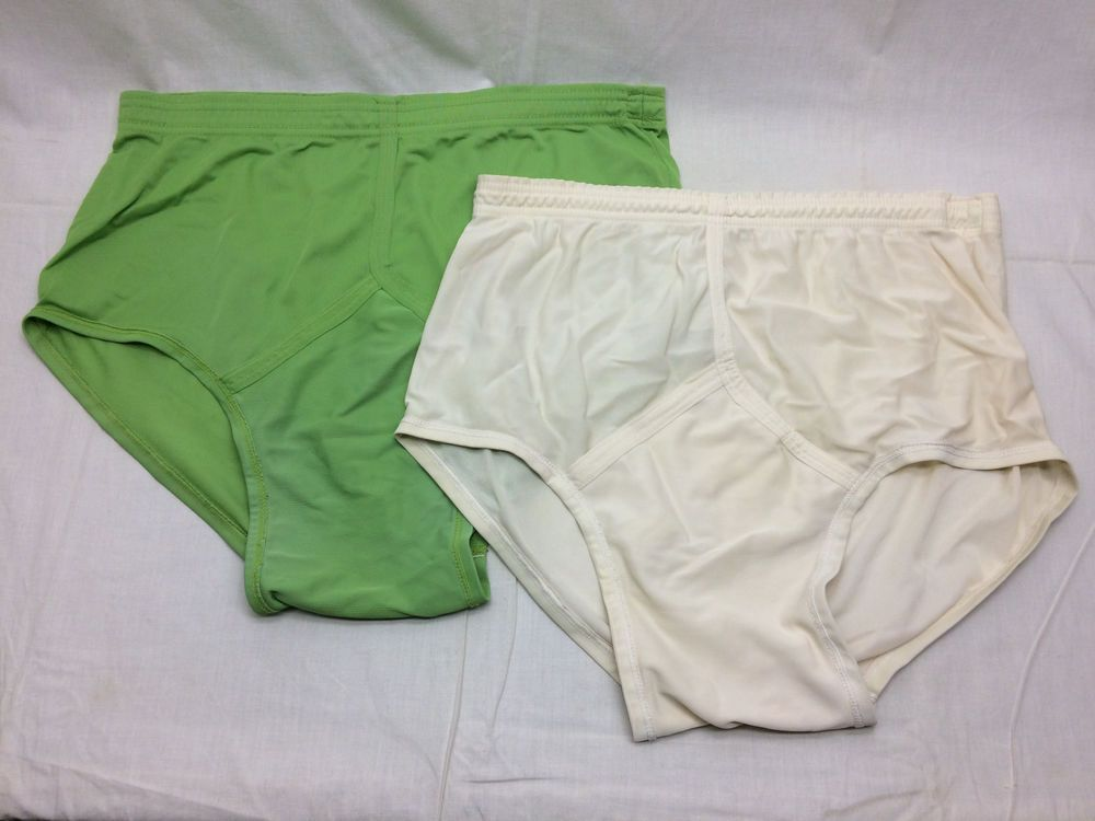 9dcf87ceca49 2 Vintage 1960-70's Men's Jockey Thorobred Underwear 100% Nylon Tricot Size  38 #Jockey #Everyday