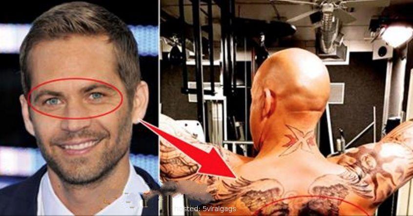 vin diesel may have just shown his new tattoo honouring paul walker