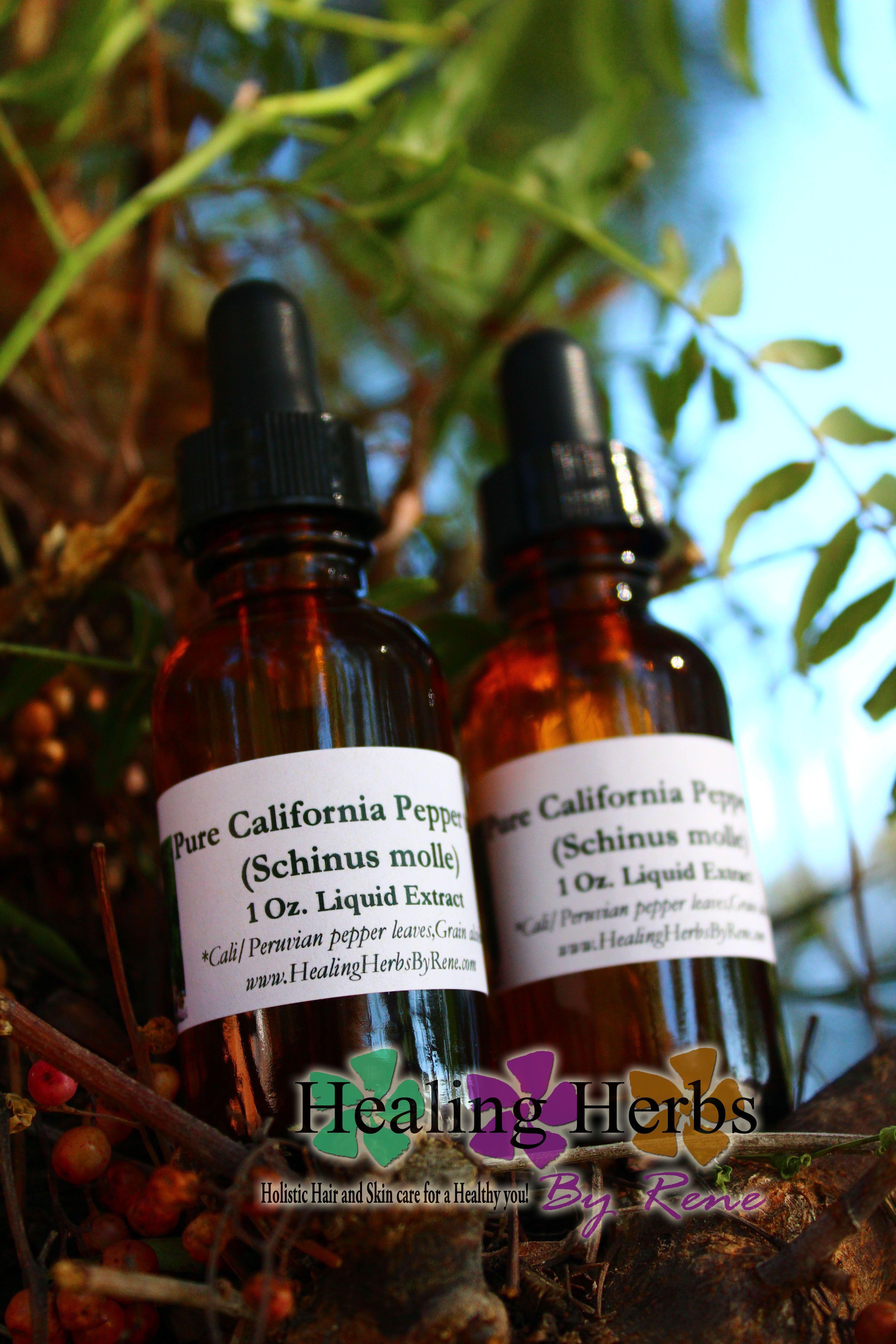 recipe: organic herbal extracts [10]