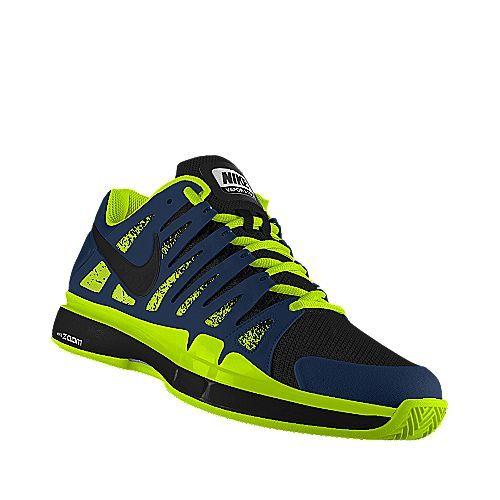 Nike Zoom Vapor 9 Tour Id Tennis Shoe Nike Store Tenis Zapatos Moda