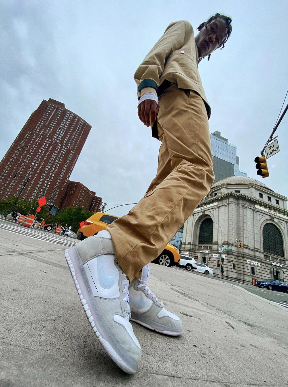 Slam Jam Nike Dunk High Release Date   SneakerNews
