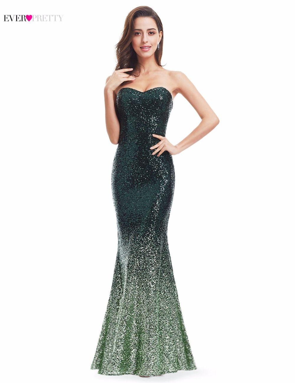 Long Sparkle Evening Dresses Ever Pretty Ombre 2017 Gorgeous Long ...