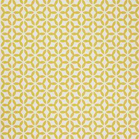papier peint vinyle sur intiss jaune helice papiers. Black Bedroom Furniture Sets. Home Design Ideas