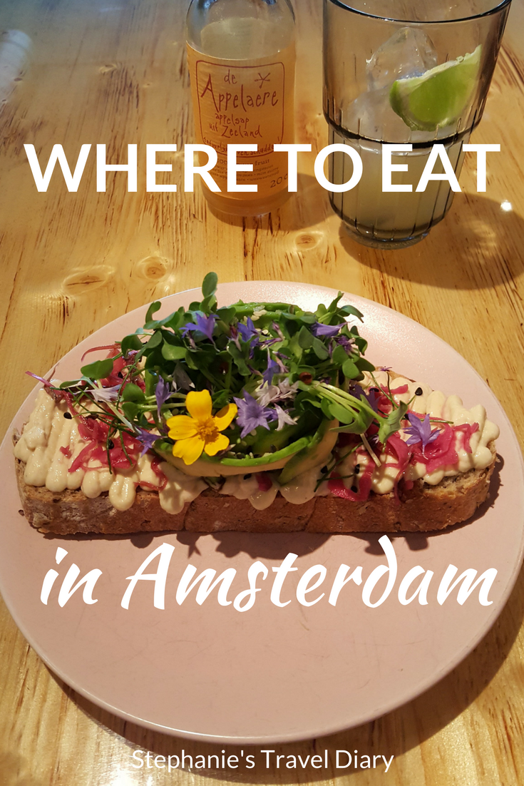 Food 5 Amazing Places To Eat In Amsterdam Eat Places To Eat Amsterdam