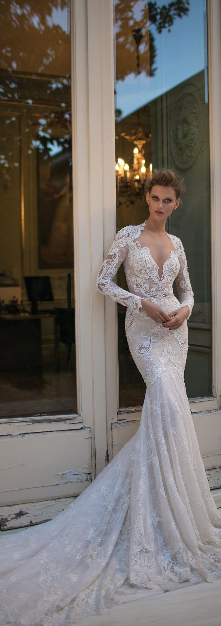 Oh wow, the @bertabridal Pinterest feed is just flooded with so many gorgeous gowns!