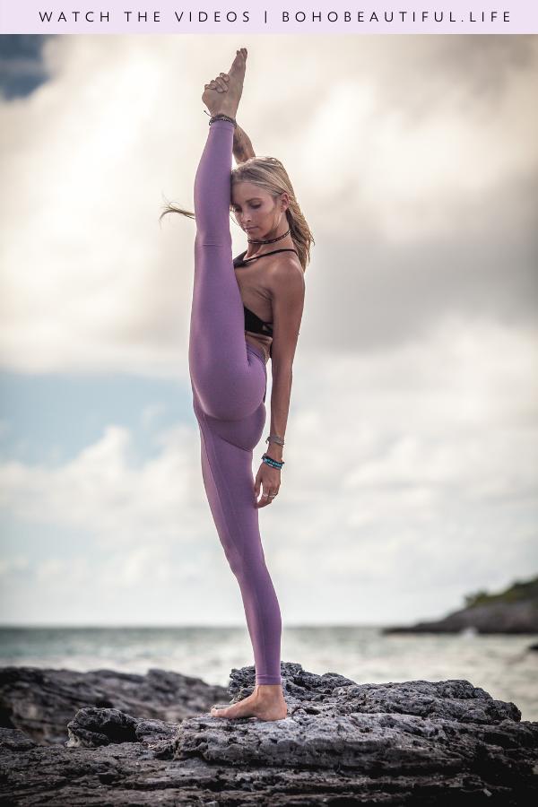14 Day Flexibility & Splits Master Challenge - Boho Beautiful