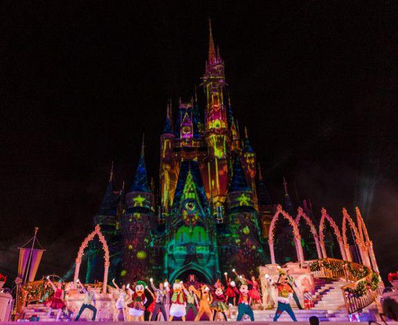 2018 Mickey\u0027s Very Merry Christmas Party Tips Disney Parks