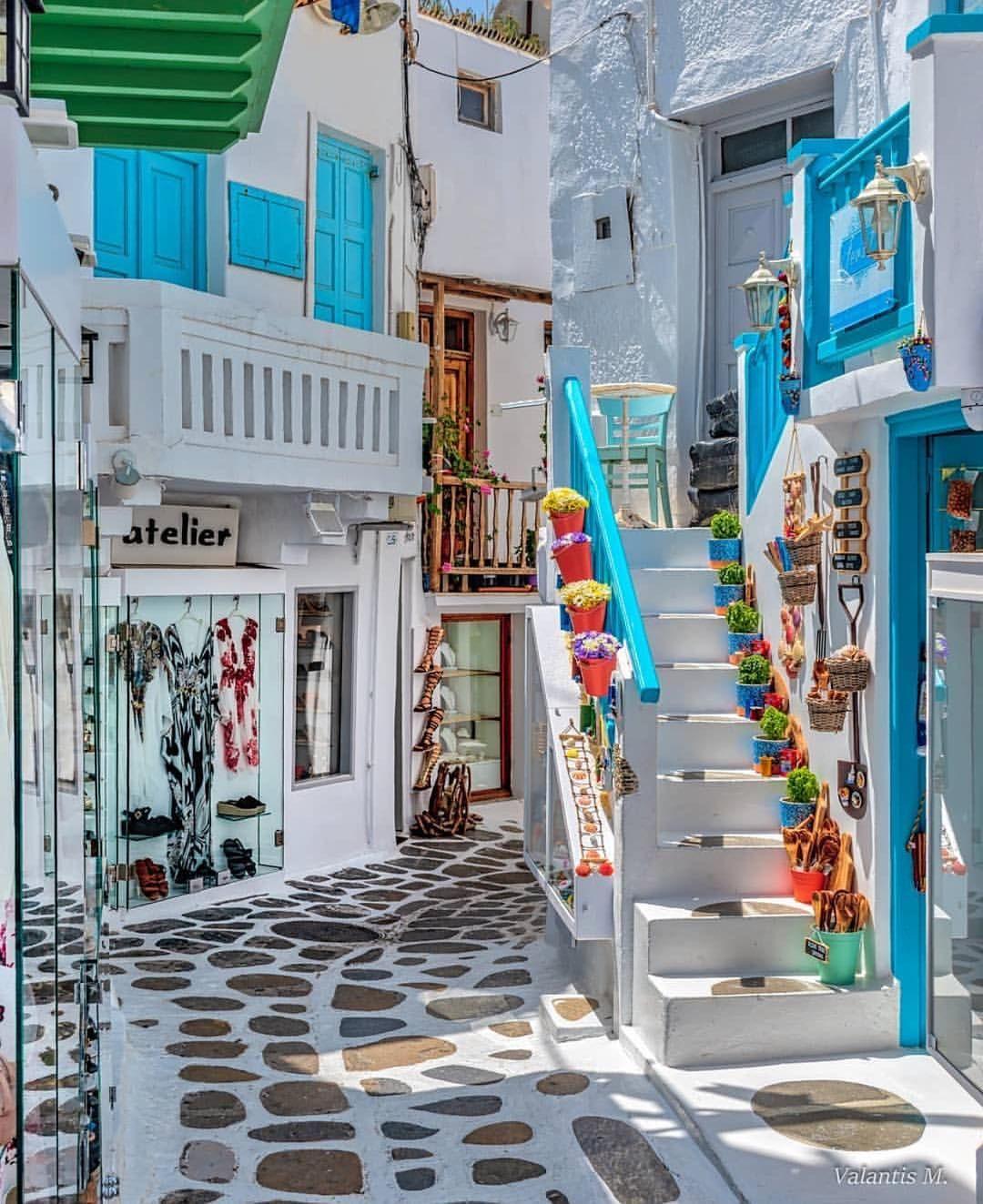 Mykonos - Greece #visitgreece