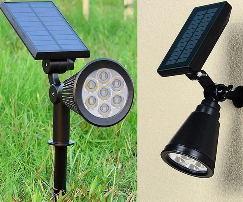 Luminabright Solar Outdoor Lights Everyday