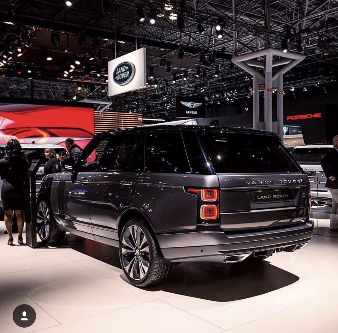 Range Rover Sv autobiography dynamic Range rover sv