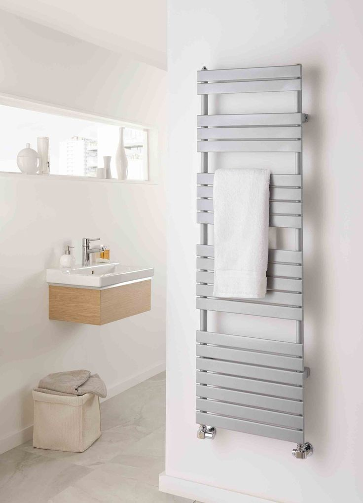 The Radiator Company Piano Towel Radiator is