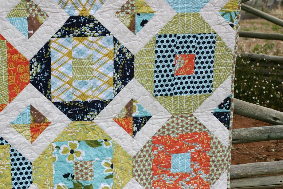 Diamonds and Squares   by 2 little banshees