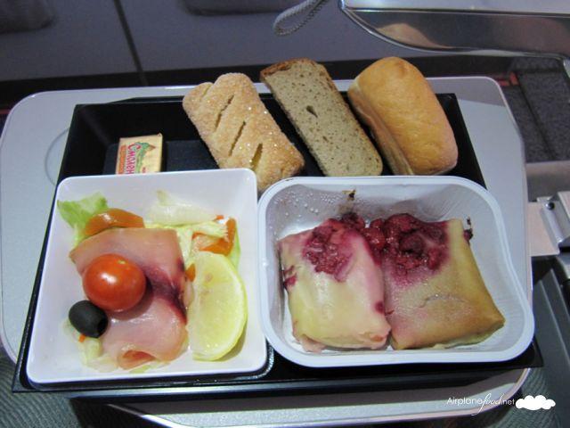 Aeroflot Breakfast Airline Food Food Airline Catering