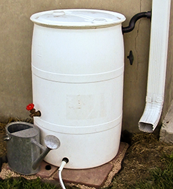 All The Parts Necessary To Create A First Class Rain Harvesting Rain Barrel You Supply The Container And We Sup Rain Barrel Kit Rain Barrel Rain Barrel System