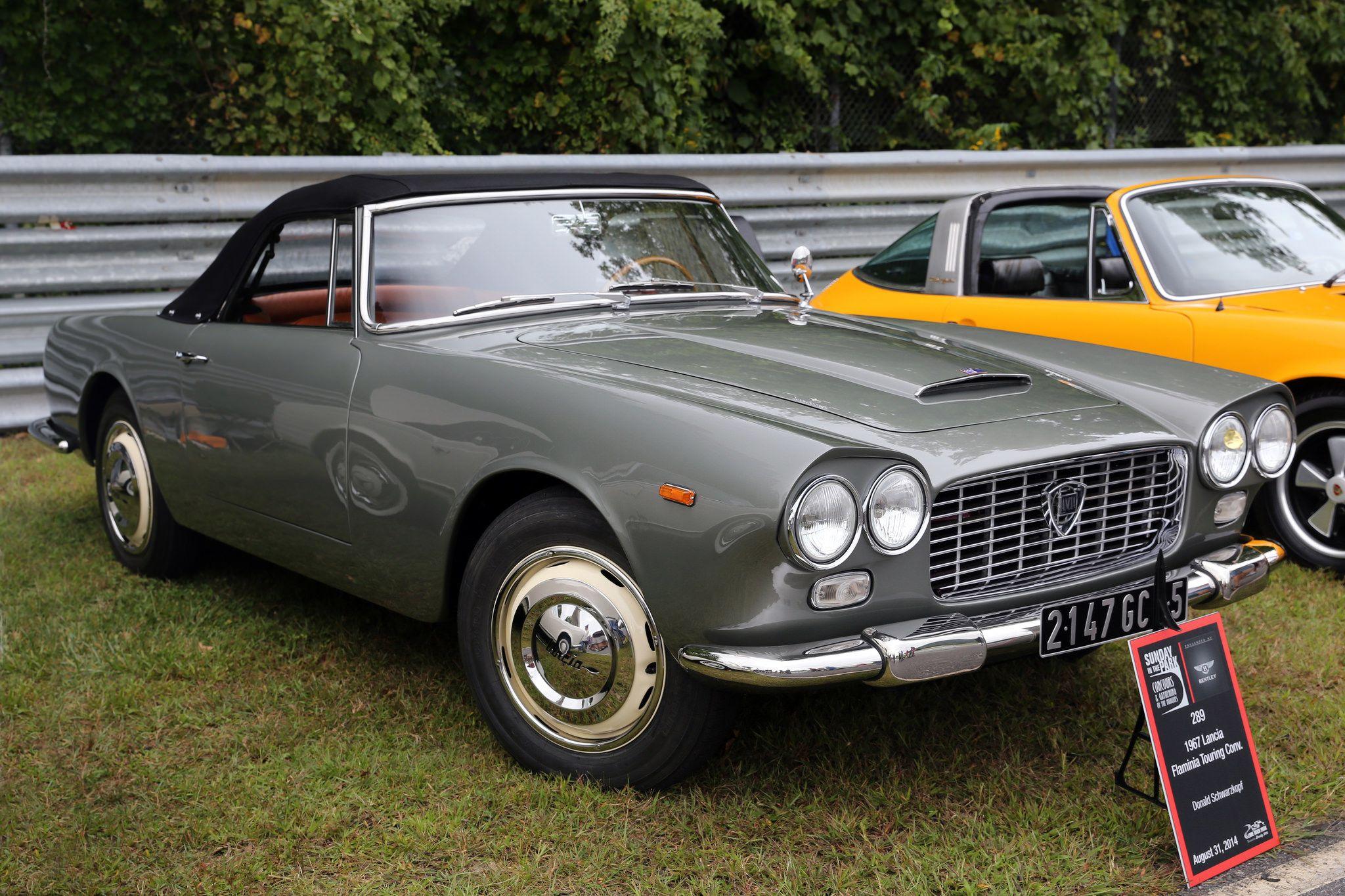 1967 Flaminia GTC
