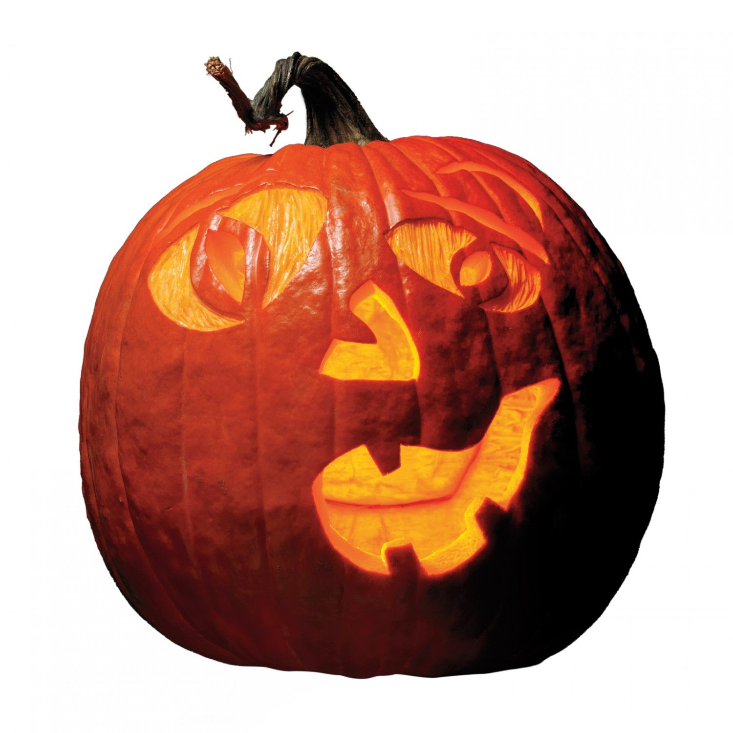 Funny Face Pumpkins Holiday s Pinterest