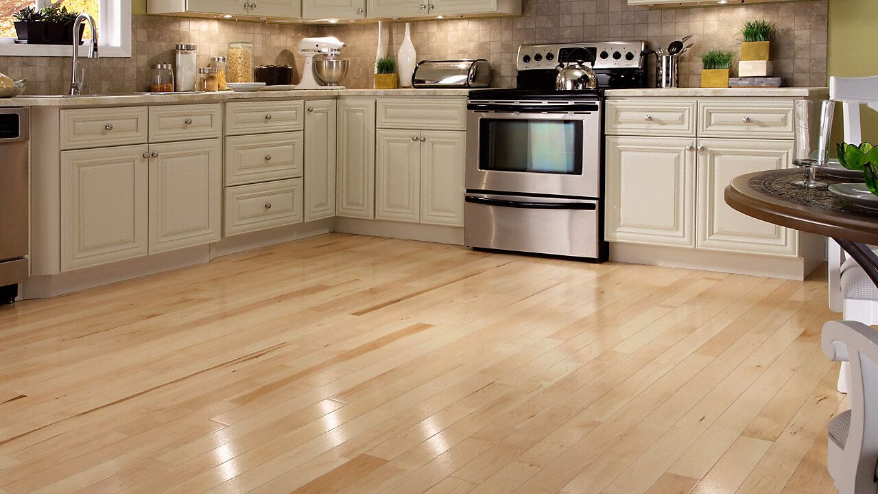 Top Hardwood Flooring Materials For Best Looking Floors Maple