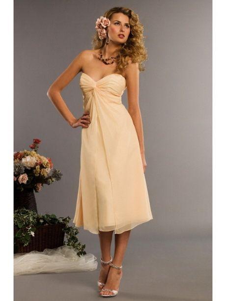 Kleid trauzeugin kurz