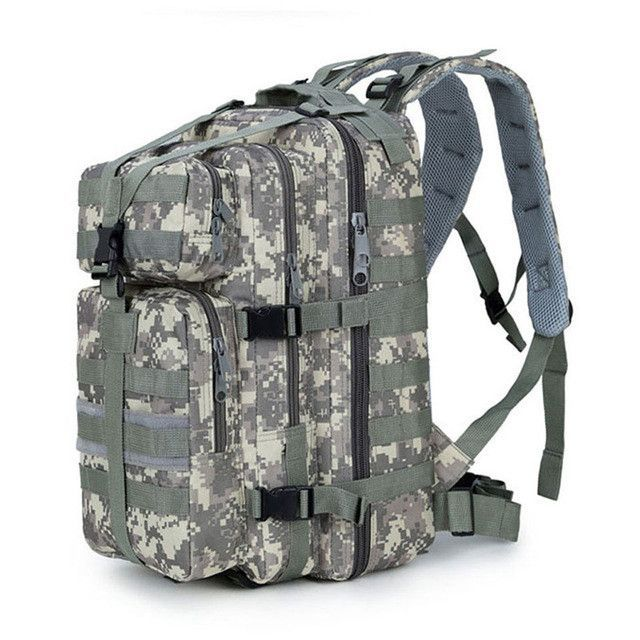 Super High Quality Military Army Tactical Backpack Camping, Hiking, Trekking Camouflage bag